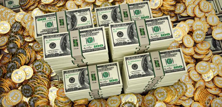 25 Bitcoin transacties met een waarde van $6000000000 verstuurd in één block
