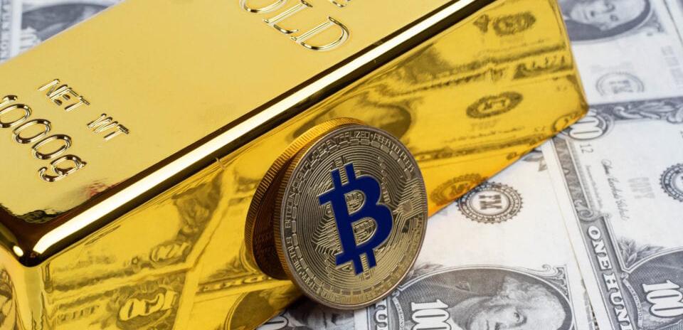 Bitcoin speculatieve activa zoals goud